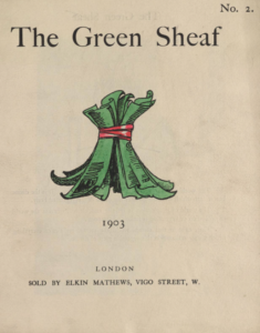 an image of a green sheaf